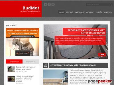 Serwis budowlany - budmot.pl