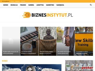 Biznesinstytut.pl - inwestowanie w nieruchomości
