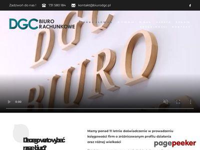 DGC biuro księgowe w Łodzi