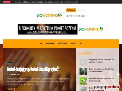 Producent biokominków