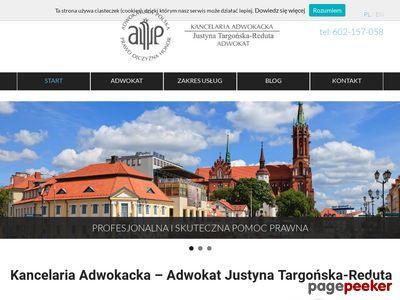 Prawnik Białystok