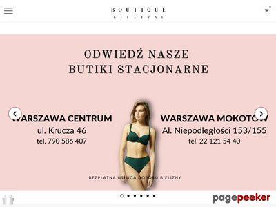 Www.boutiquebielizny.com Skarpetki