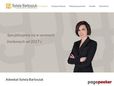 Kancelaria prawna Sylwia Bartoszuk