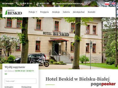 Nocleg Bielsko - Hotel Beskid
