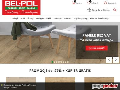 BEL-POL SP. Z O.O. montaż drzwi wrocław