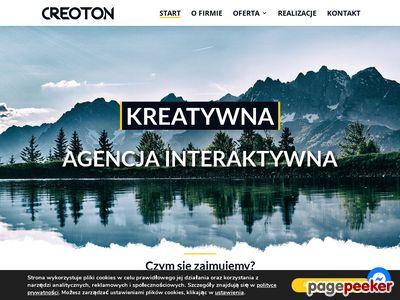 Creoton - obsługa social media