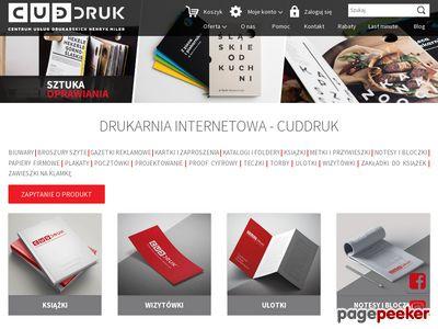 CudDruk.pl - Druk książek