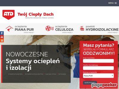 Hydroizolacja - www.cieplydach.pl