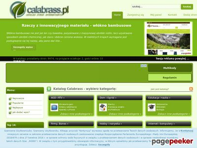 Katalog stron www - Calabraas