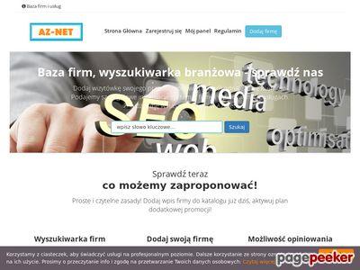 Katalog firm Az