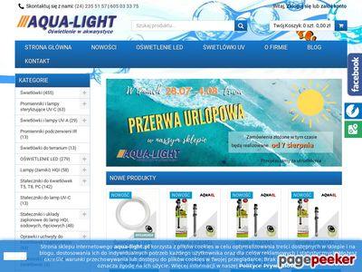 AQUA-LIGHT lampy do akwarium
