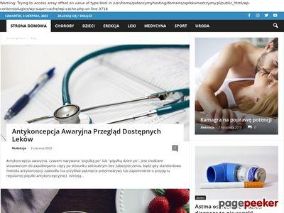 Aptekamezczyzny.pl - wszystko dla mężczyzn!
