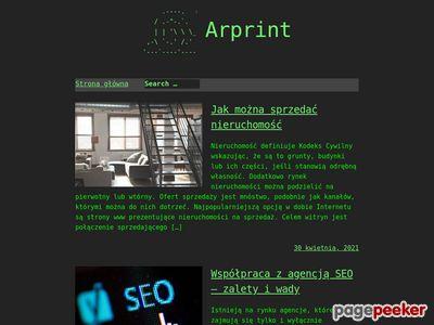 ARprint torby reklamowe Warszawa