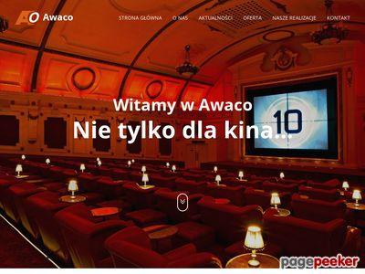 AWACO Project Sp. z o.o. modernizacja kina