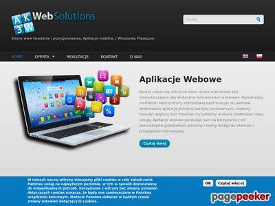 Budowa stron internetowych Piaseczno