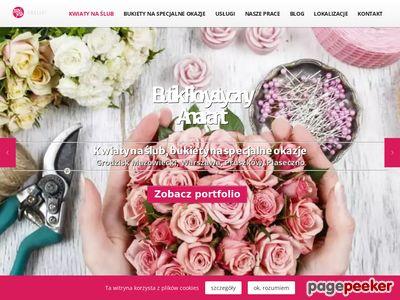 Amarant - kwiaciarnia internetowa dla firm