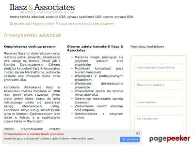 Polsko amerykańska kancelaria prawnicza