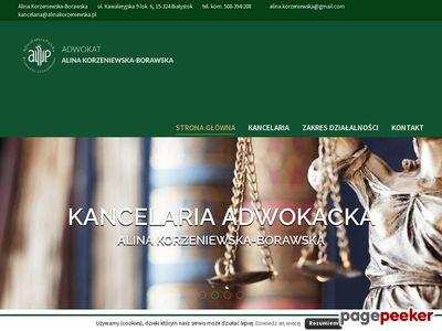 Prawo cywilne - alinakorzeniewska.pl