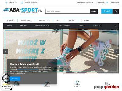 Aba-sport.pl | sklep sportowy online