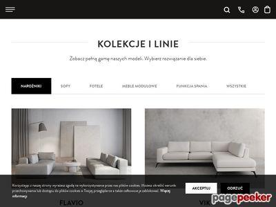 Meble tapicerowane Adriana Furniture