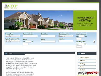 ADP Invest Nieruchomości Kredyty