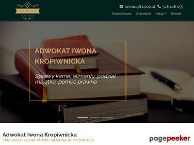 Dobry adwokat Ełk