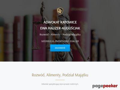 Adwokathauzer.pl - adwokat Katowice