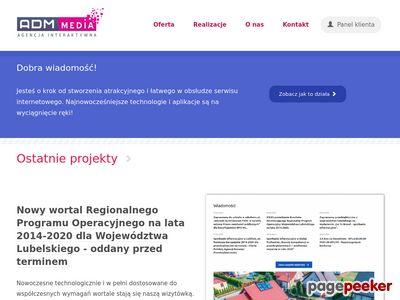 Agencja Interaktywna ADM-media