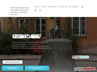 AGUS Przewodnik po Warszawie