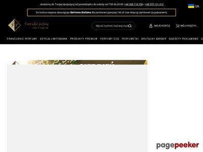 Francuskie perfumy - Jerribo