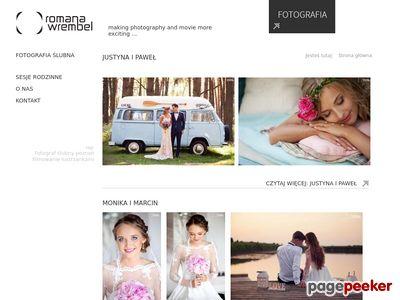 Fotografia ślubna w Poznaniu