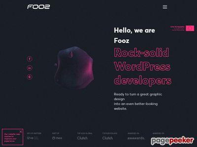 Fooz.pl projekty graficzne