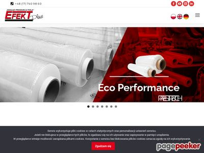 Folia Stretch Cena