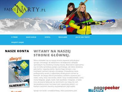Sklep narciarski Kielce