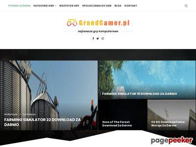 Nowe gry na konsole - grandgamer.pl