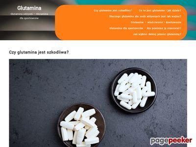 Glutamina24 - odżywki dla sportowców
