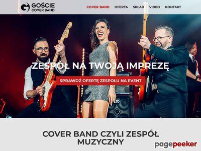 Zespół muzyczny na wesele Poznań