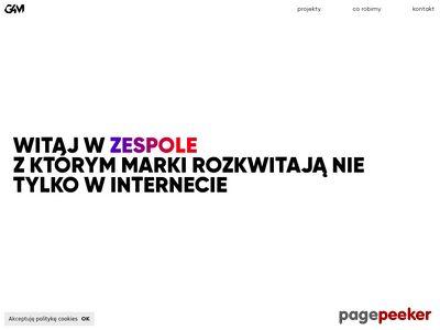Go4Media - Projektowanie stron