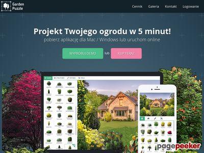 Projektowanie ogrodów GardenPuzzle.pl