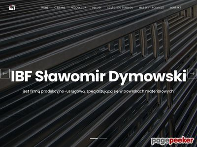 IBF Sławomir Dymowski