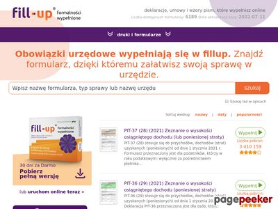 Druki online