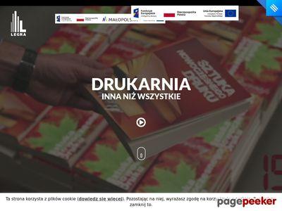 Drukarnia offsetowa Legra Kraków