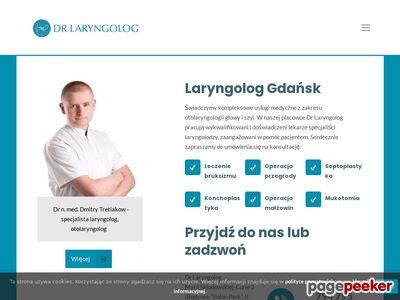 Dr Laryngolog Tretiakow
