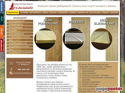Drewnomark Elewacje z drewna