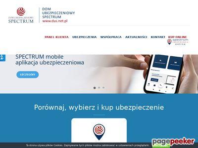 DUS.net.pl Doradztwo ubezpieczeniowe