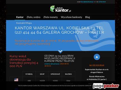 Stare funty - http://dukatkantor.pl