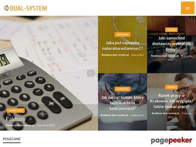 DualSystem - Tworzenie serwisów www, animacji flash