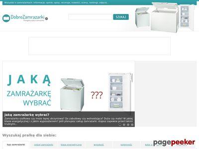 DobreZamrazarki.pl - wszystko o zamrażarkach
