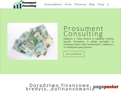 Prosument program