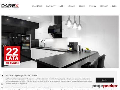 Darex – meble kuchenne na wymiar